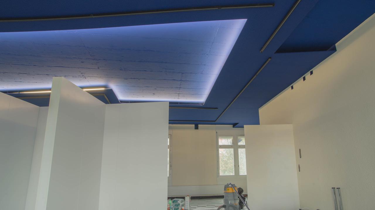 inbetriebnahme der beleuchtung freimaurer museum schweiz. Black Bedroom Furniture Sets. Home Design Ideas